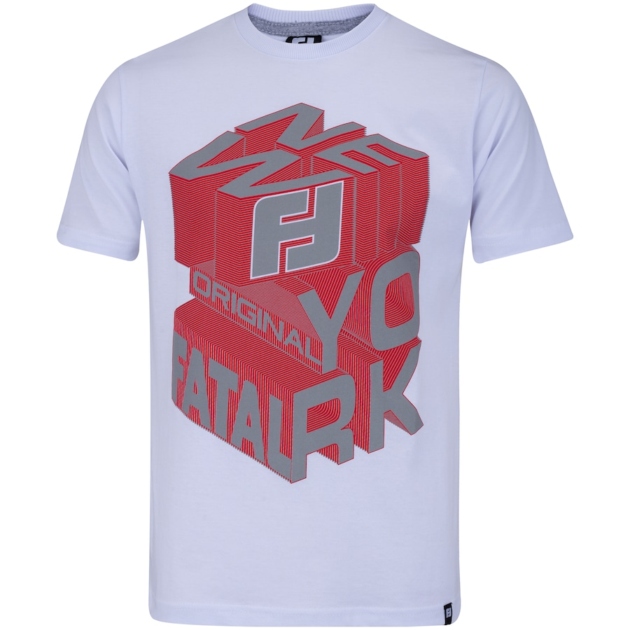 Camiseta Fatal Estampada 24273 - Masculina