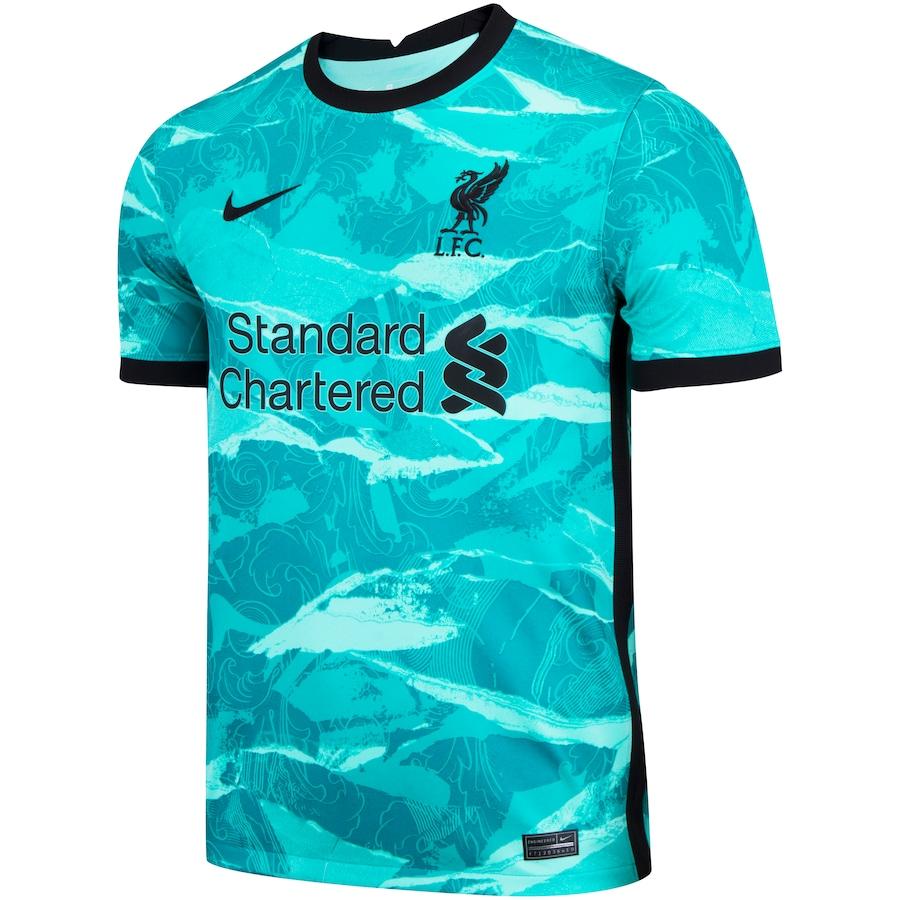 Camisa Liverpool Ii 20 21 Nike Masculina Centauro