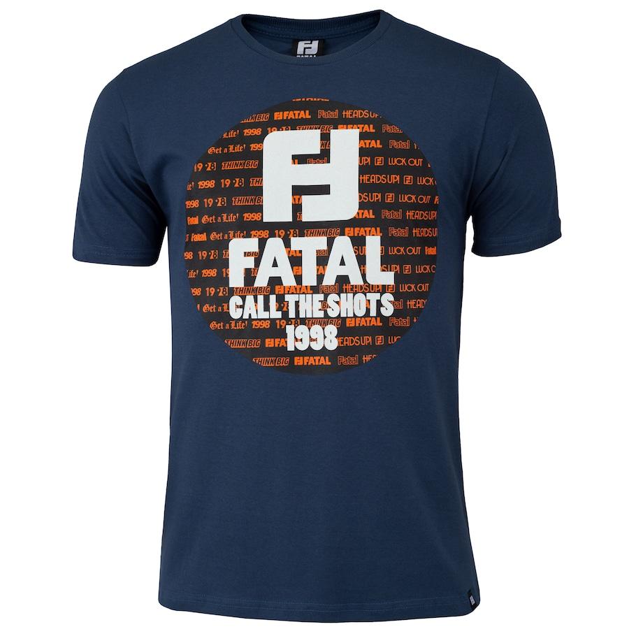 Camiseta Fatal Estampada 24311 - Masculina