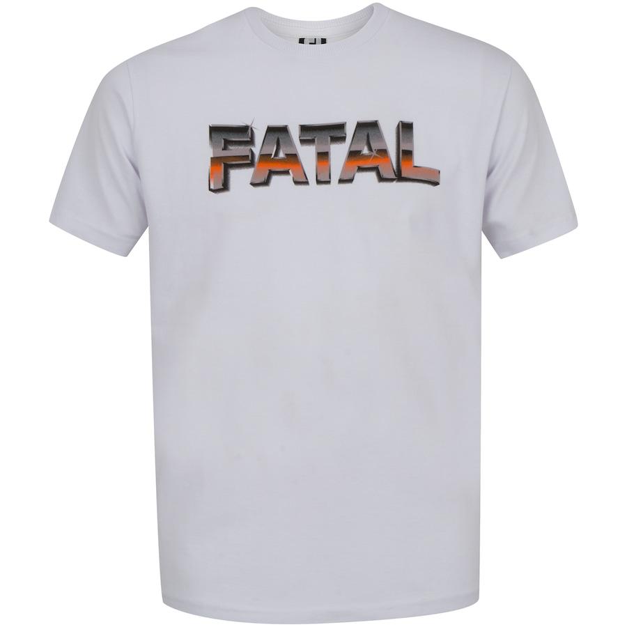 Camiseta Fatal Estampada 24312 - Masculina