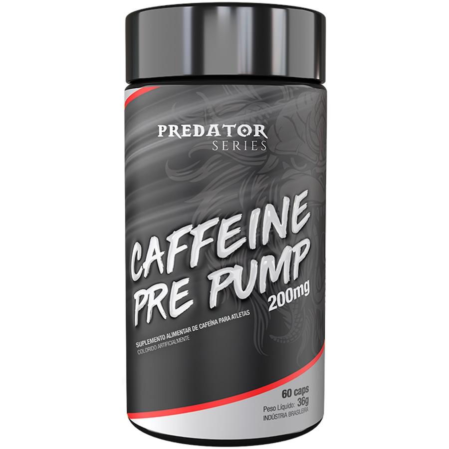 Caffeine Nutrata Predator - 60 Cápsulas