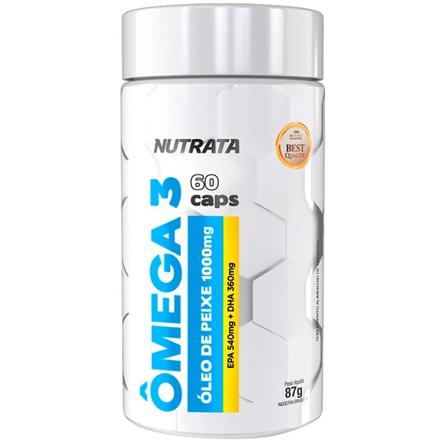 Ômega 3 Nutrata - 60 Cápsulas