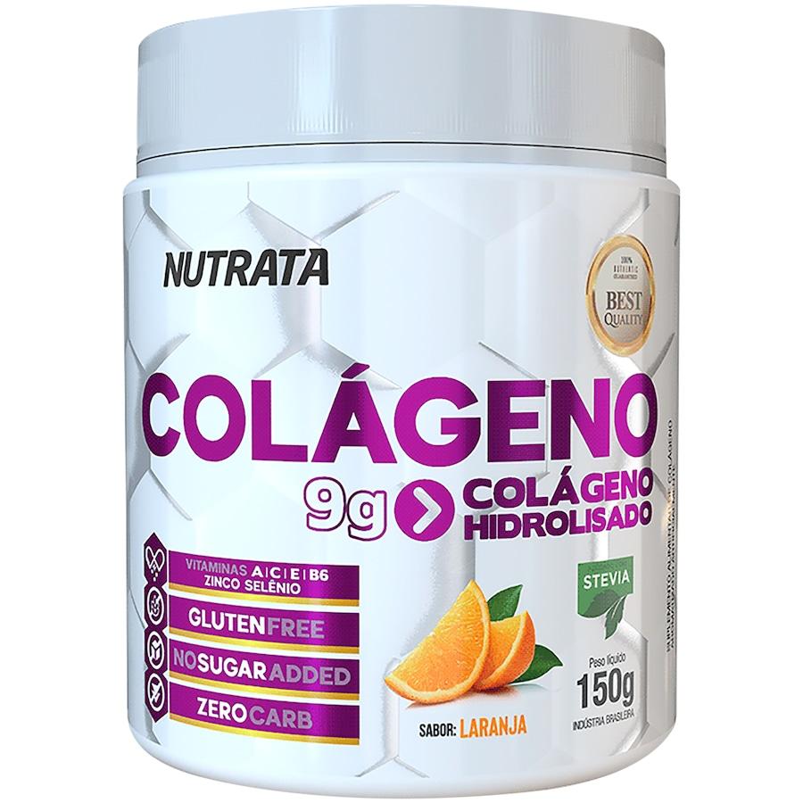 Colágeno Nutrata - Laranja - 150g