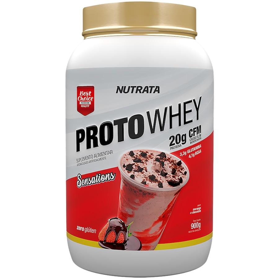 Whey Protein Nutrata Sensations - 900g