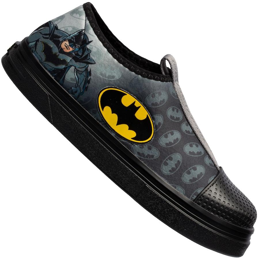 Tênis Infantil Liga da Justiça Batman
