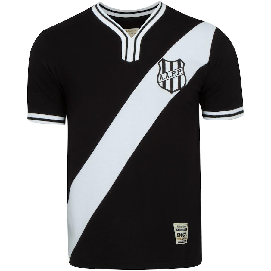 Camiseta da Ponte Preta 1979 RetrôMania - Masculina
