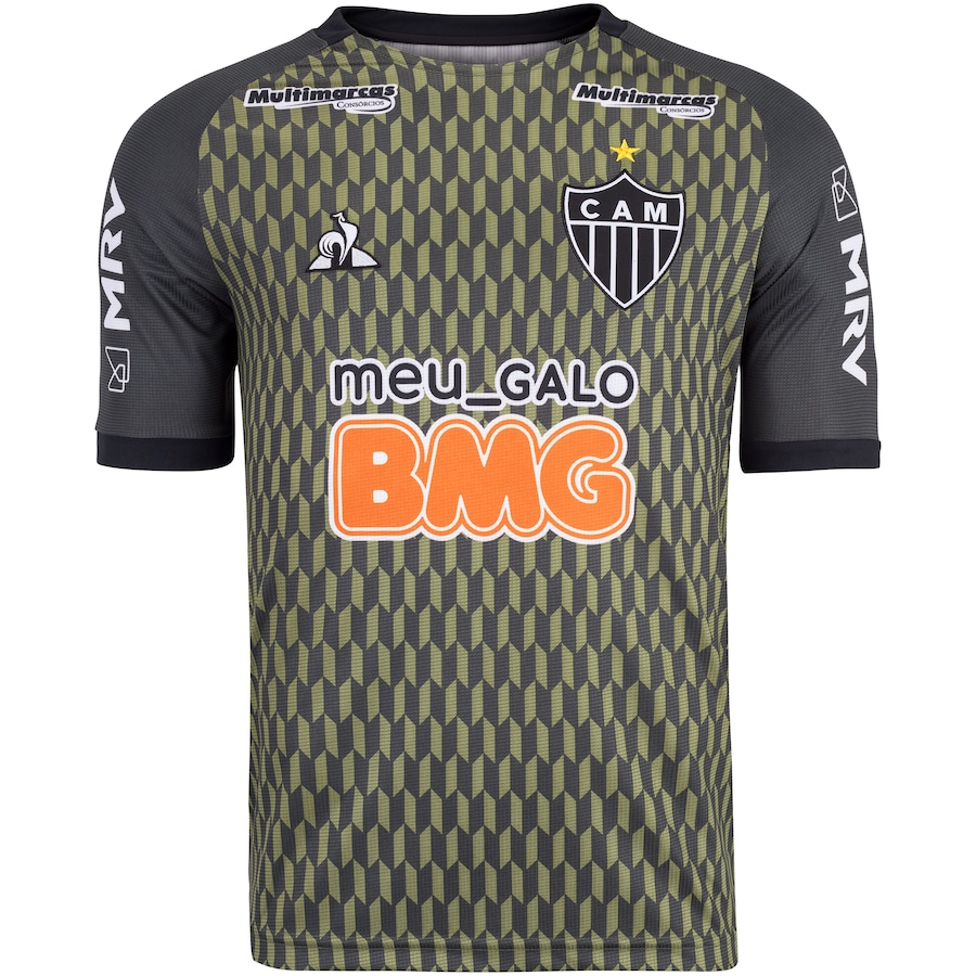 Camisa de Treino do Atlético-MG 2020 Le Coq Sportif - Masculina