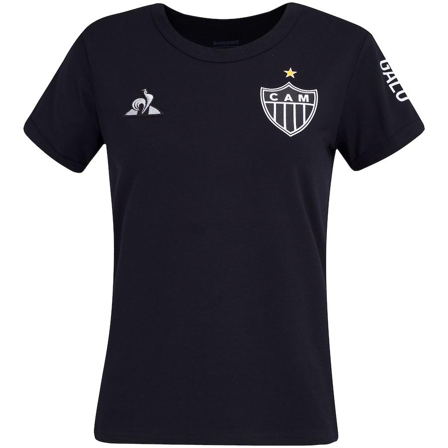 Camiseta do Atlético-MG Apresentação 2020 Le Coq Sportif - Feminina