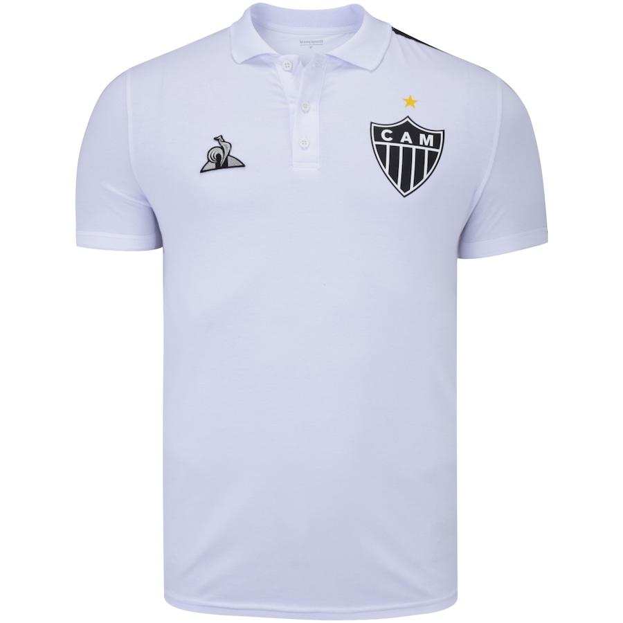 Camisa Polo do Atlético-MG AP2 Le Coq Sportif - Masculina