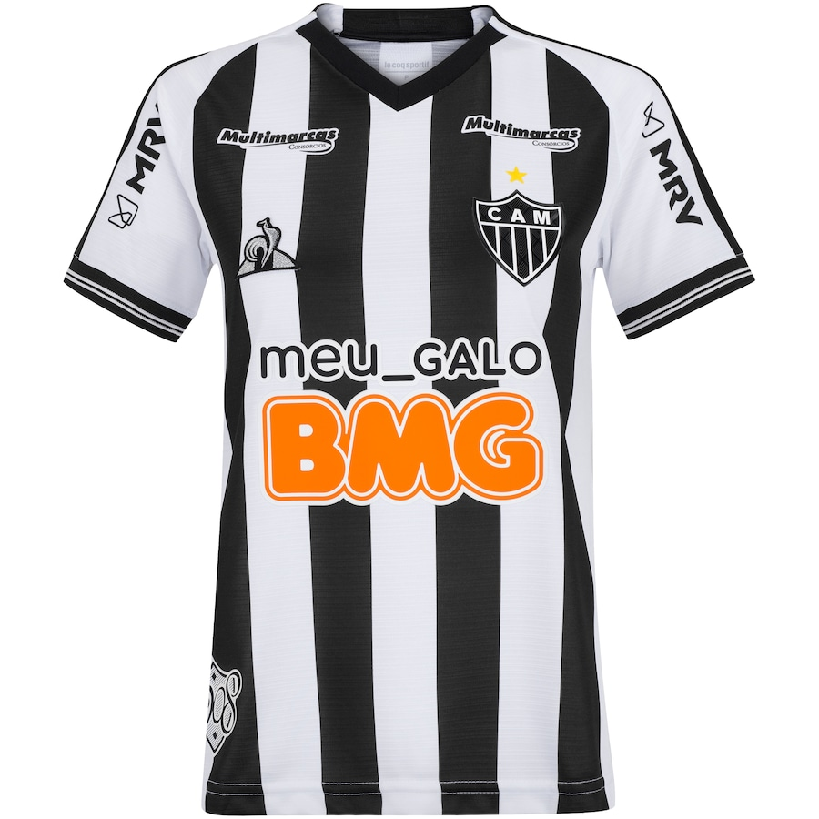 Camisa do Atlético-MG I 2020 Le Coq Sportif - Feminina