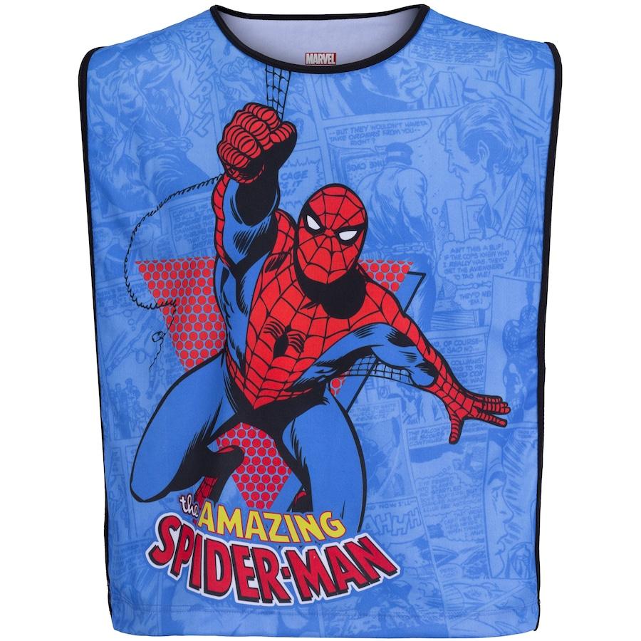Colete de Futebol Marvel Homem Aranha MVL055 - Adulto