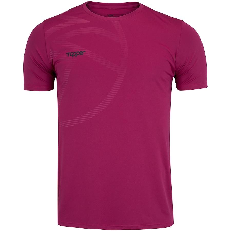 Camisa Topper Fut Wind - Masculina