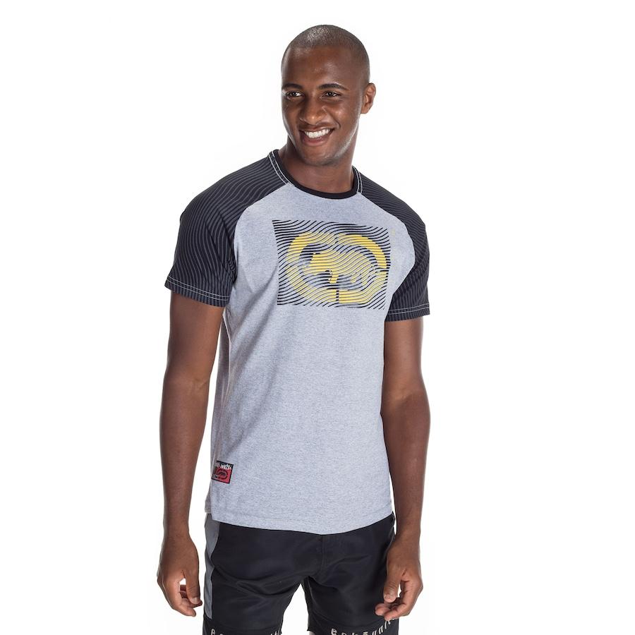 Camiseta Ecko Básica Estampada K047A - Masculina