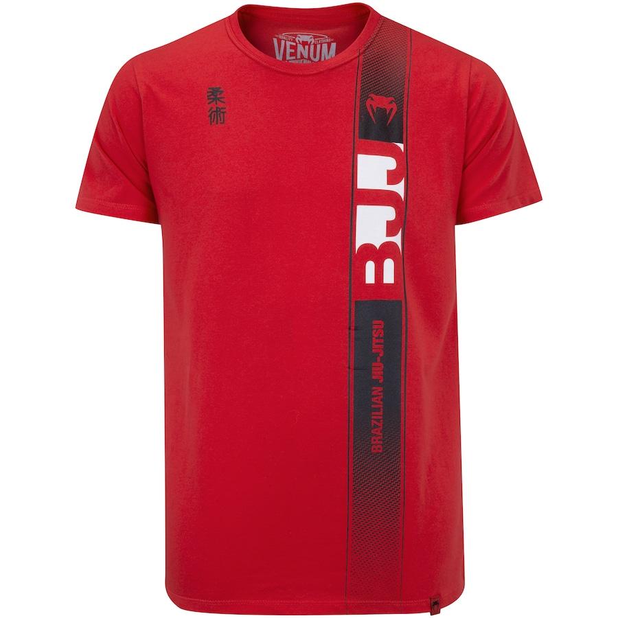 Camiseta Venum Jiu Jitsu Vertical - Masculina