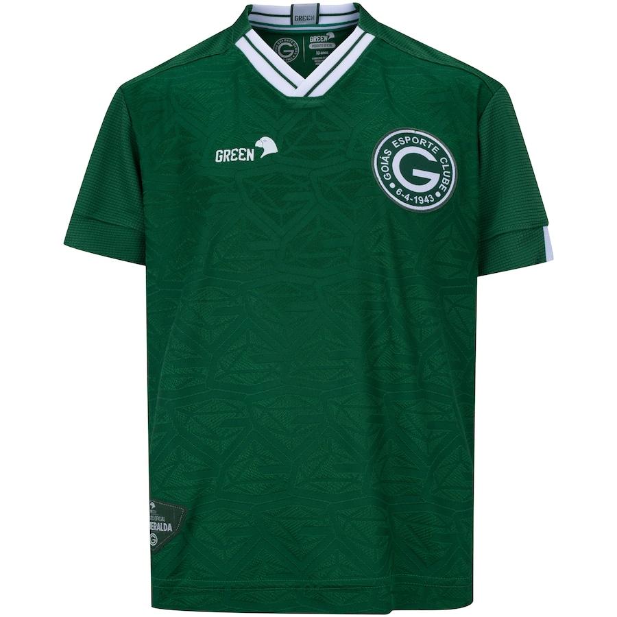 Camisa do Goiás I 2020 Green - Infantil