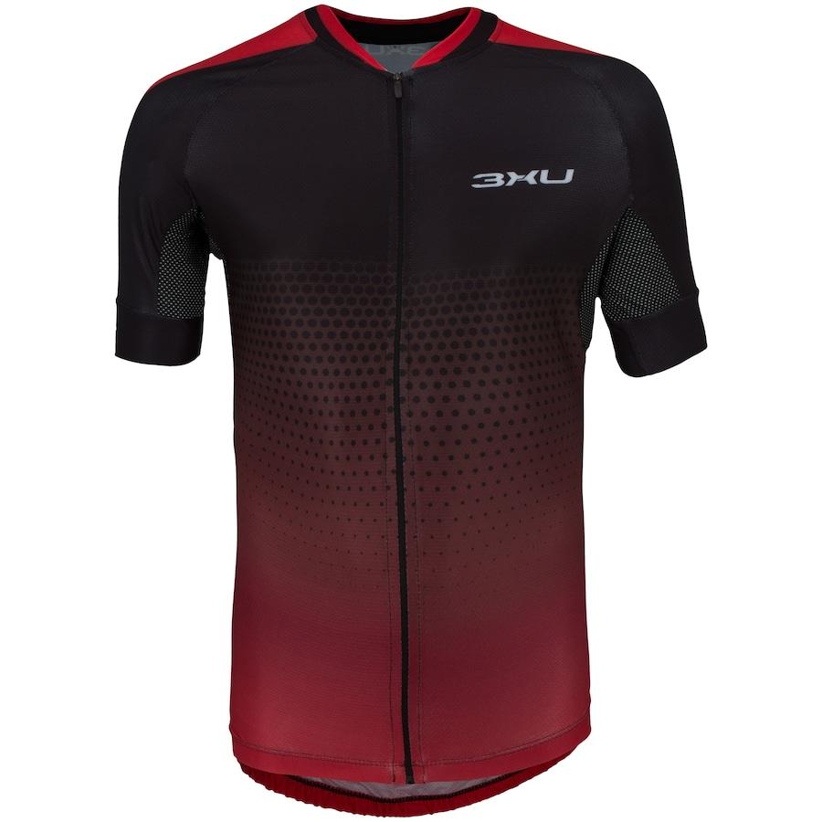 Camisa de Ciclismo Refactor 3XU Huracan - Masculina