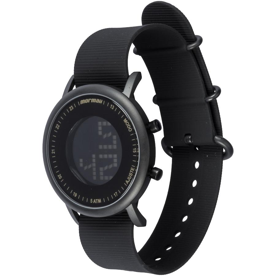Relógio Digital Mormaii MOBJT003AB - Masculino