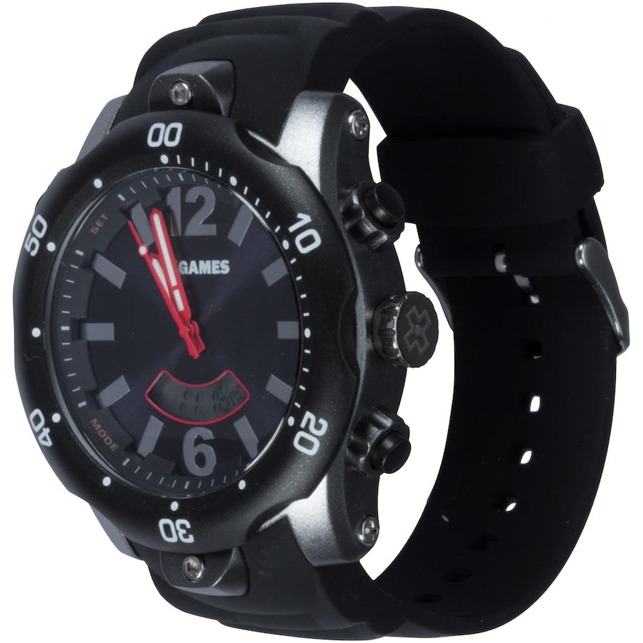 Relógio Digital Analógico X-Games XMPPA286 - Unissex