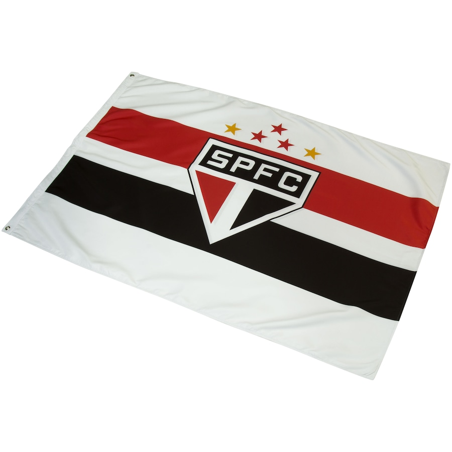Bandeira do São Paulo - 128 x 90cm