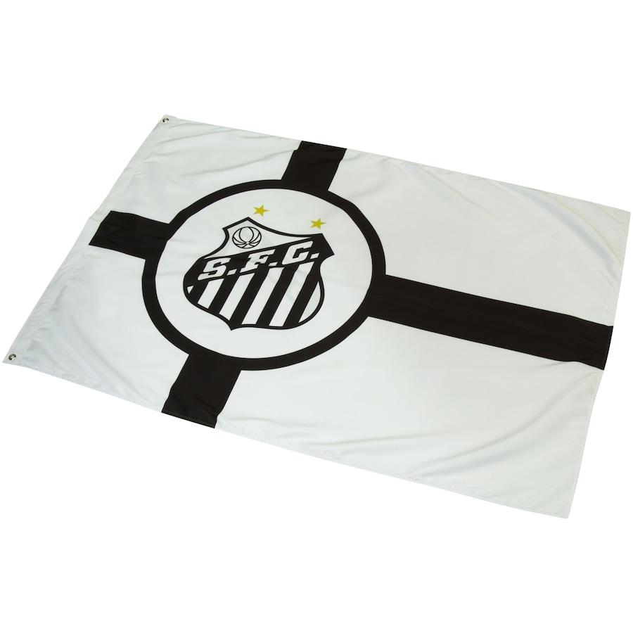 Bandeira do Santos - 128 x 90cm