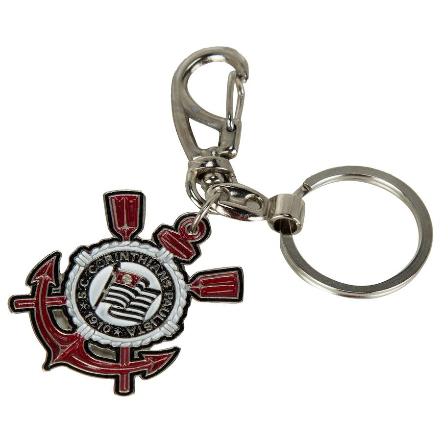 Chaveiro de Metal do Corinthians
