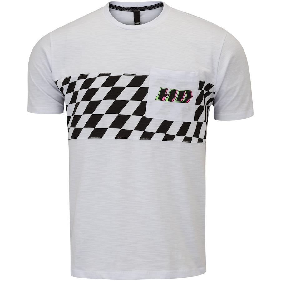 Camiseta HD Especial Estampada 6818A - Masculina