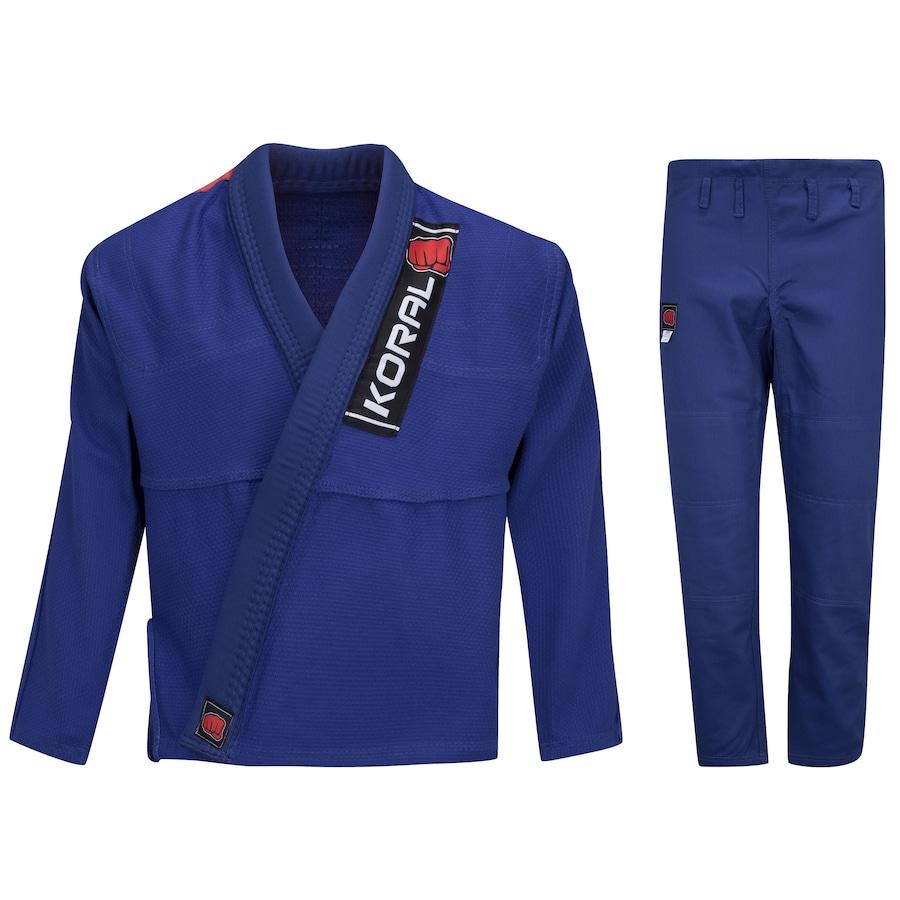 Kimono Jiu-Jitsu Koral Icon Color - Adulto