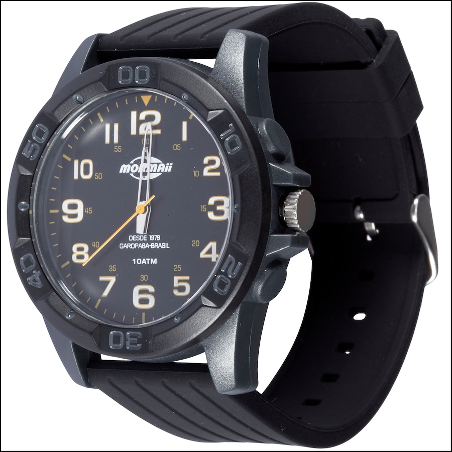 Relógio Digital Mormaii MO2035K Masculino