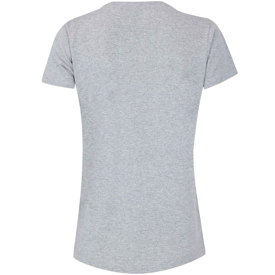 Camiseta Adams Básica Futebol - Feminina - Cinza - Skatista Manobrando 85c6bcbc560