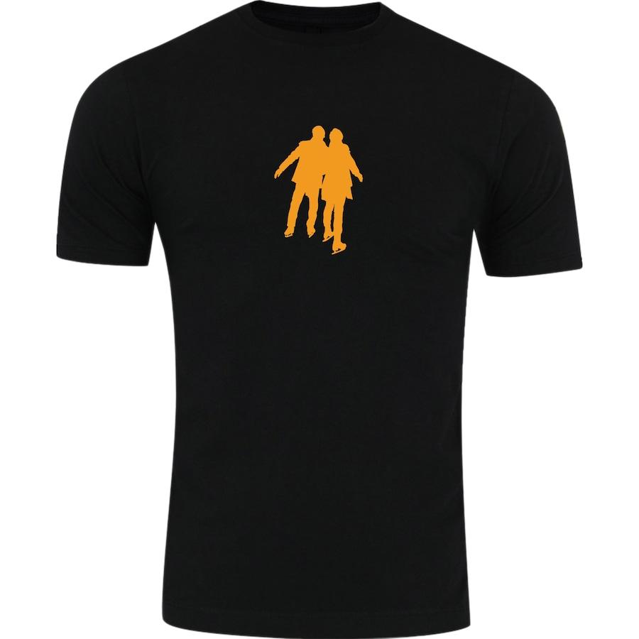 d4a4fd1dbf8 Camiseta Adams Básica Futebol - Masculina - Preto - Casal Patinador