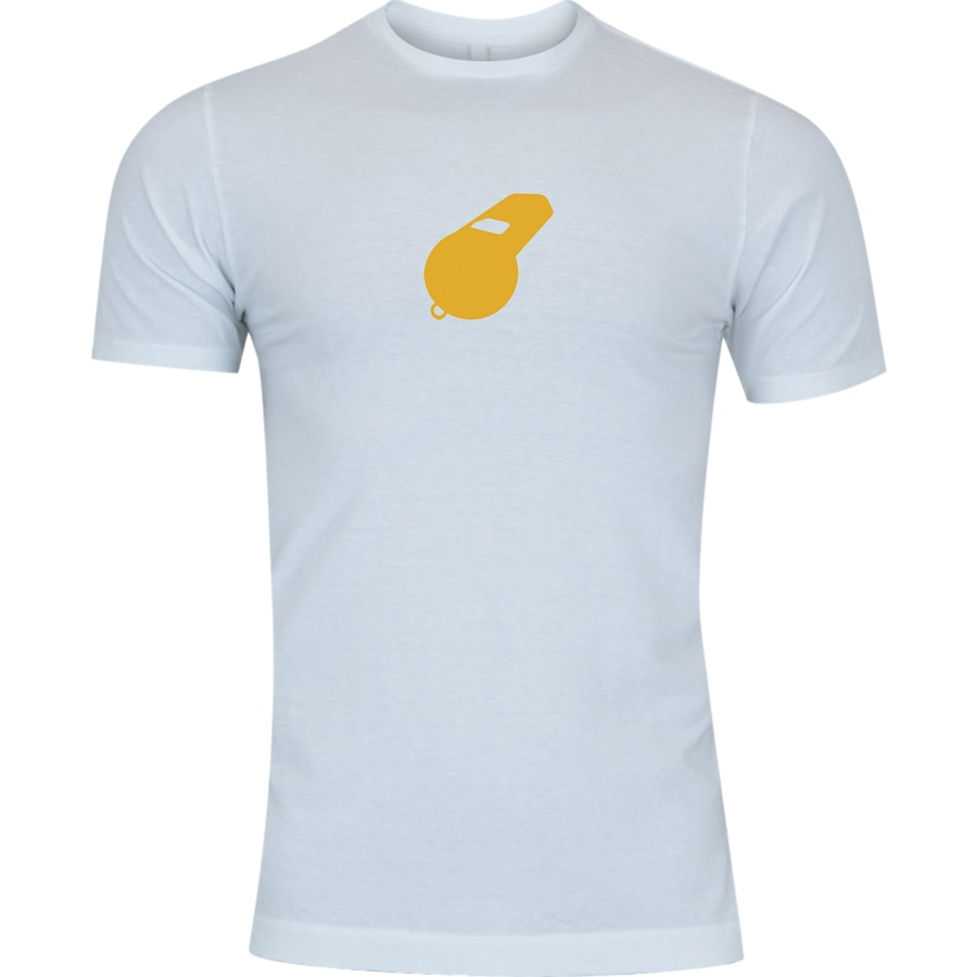 e4b6d8c929 Camiseta Adams Básica Futebol - Masculina - Branco - Apito Dourado