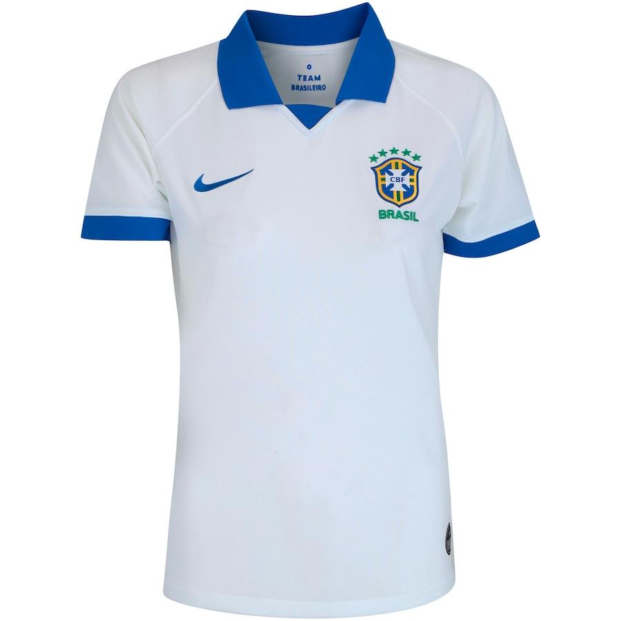 646efb0862d46 Camisa da Seleção Brasileira III 2019 Nike nº 9 O TEAM BRASILEIRO - Feminina