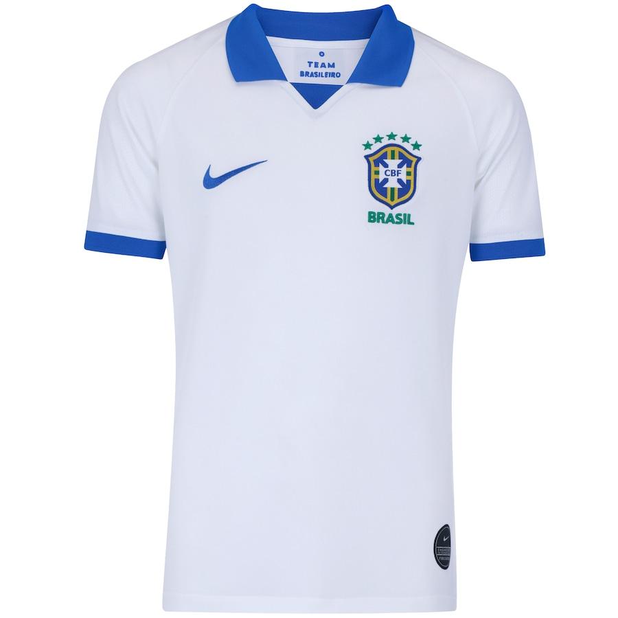 5d5263d319eae Camisa da Seleção Brasileira III 2019 Nike nº 9 O TEAM BRASILEIRO - Infantil