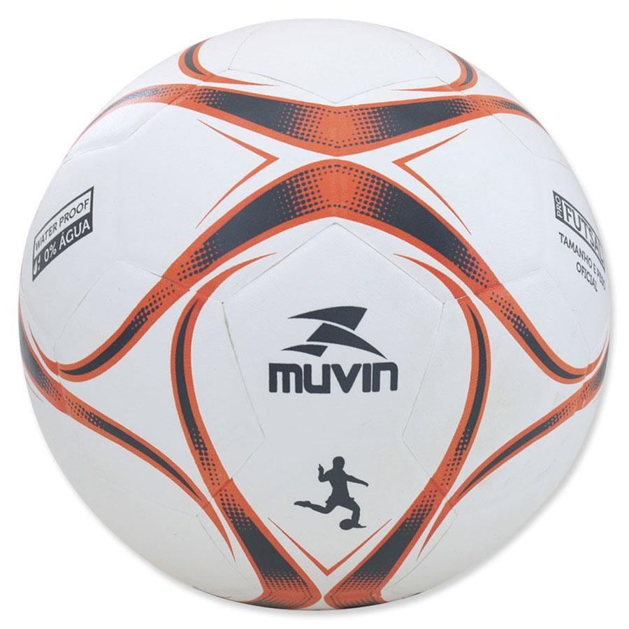 Bola Futsal Matrizada Oficial Muvin BFF-200 afee53492881a