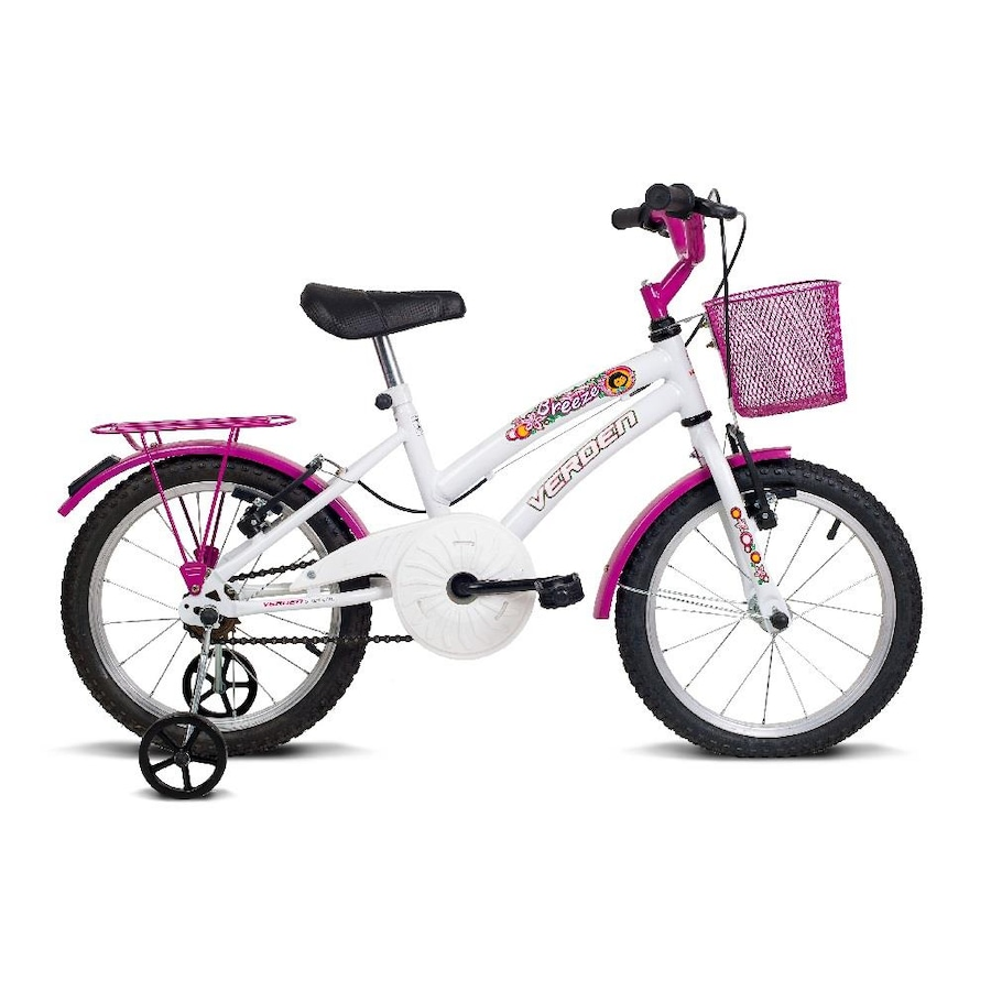 0af414776 Bicicleta Verden Bikes Breeze - Aro 16 - Freio V-Brake - Feminina