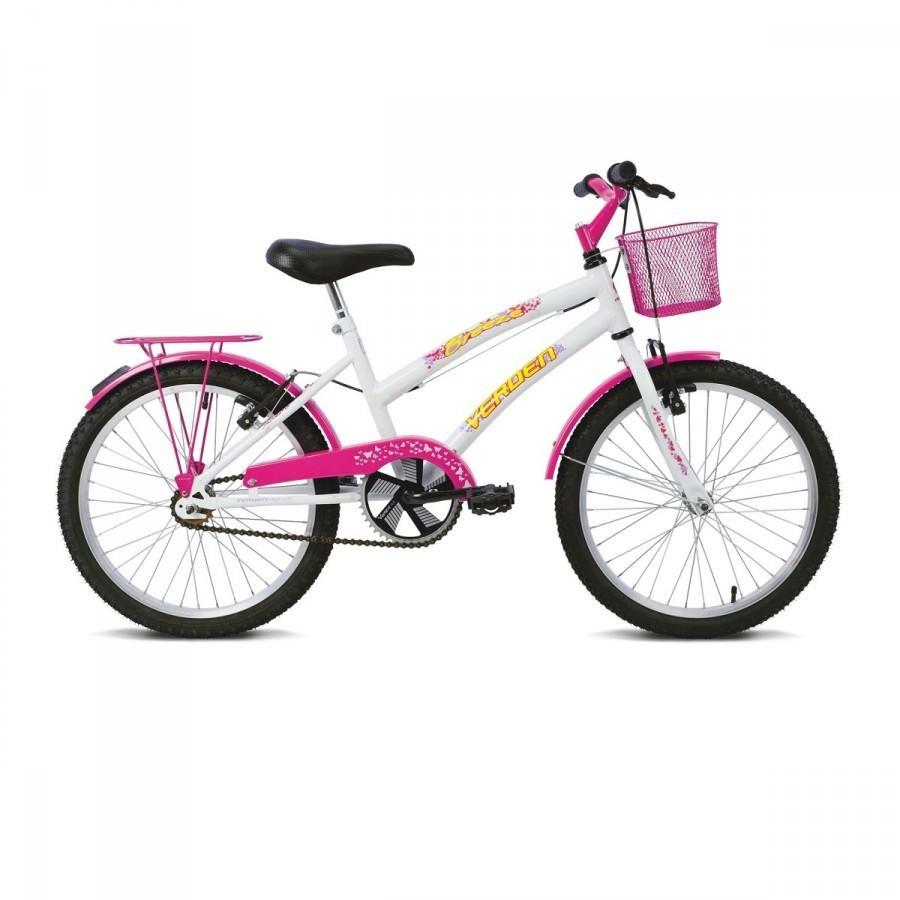 696317a3c Bicicleta Verden Bikes Breeze - Aro 20 - Freio V-Brake - Feminina