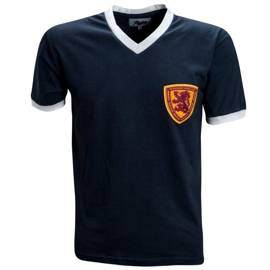 e22b9fc96ce6f Camisa Retrô Escócia 1950´s