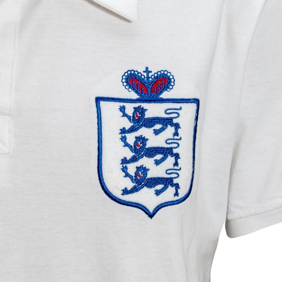101cb7cc3e Camisa Retrô Inglaterra 1930
