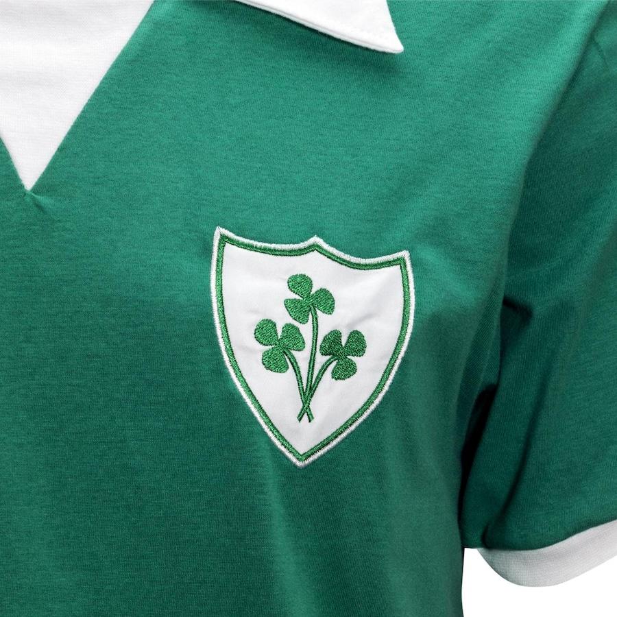 d884d7f875933 Camiseta Retrô Irlanda 1970´s - Masculina
