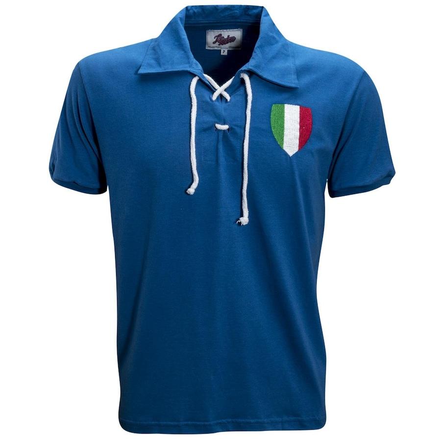 82d1b818e Camiseta Liga Retrô Itália 1940 s - Masculina