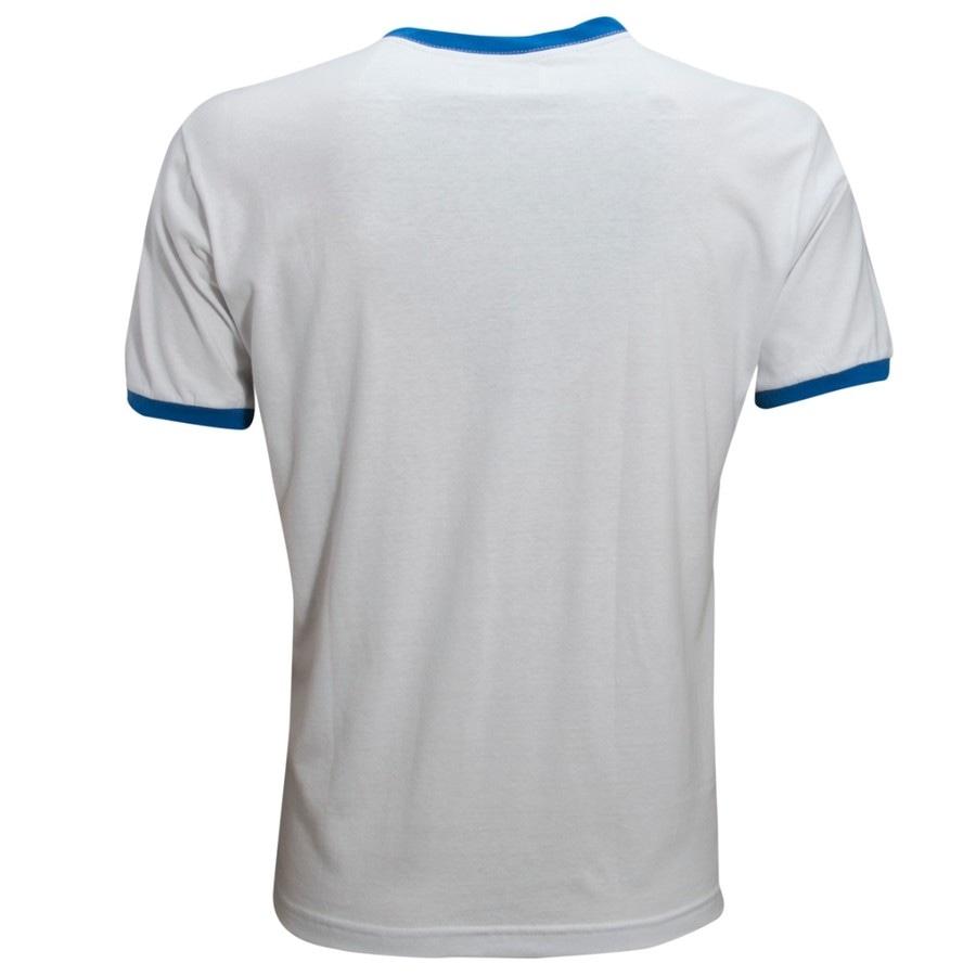 Camisa Retrô Itália 1960 edbcf60dce417