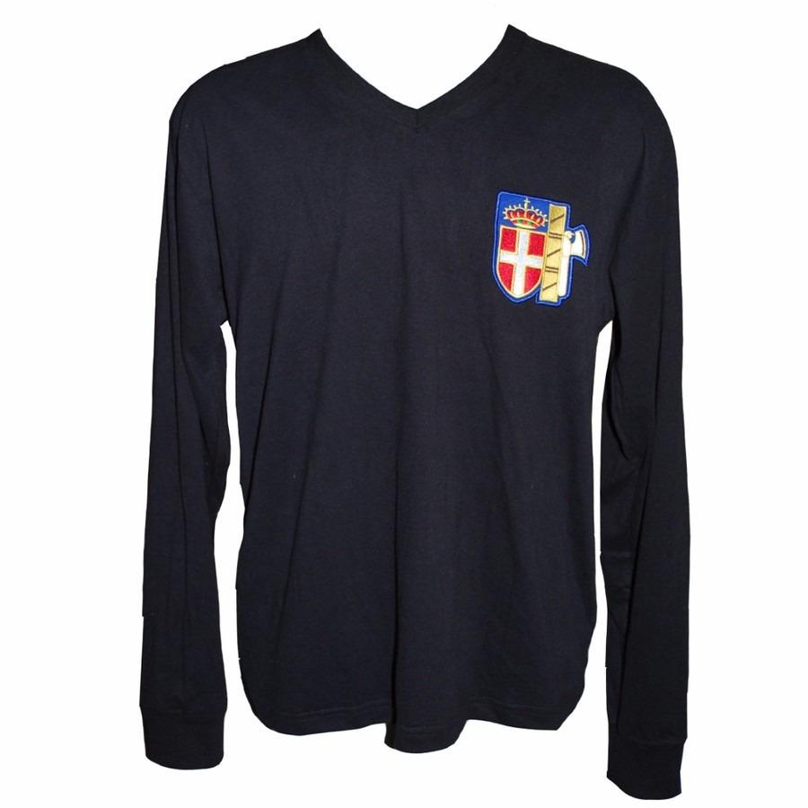 Camisa Retrô Itália Goleiro 1934 f01091f4d54d4