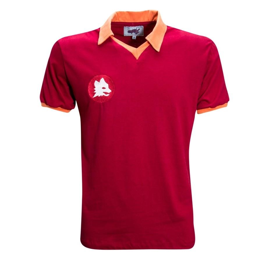Camisa Liga Retrô Roma 1983 97b38f9733213