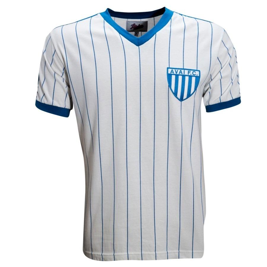 Camisa Liga Retrô Avaí 1983 4f7468ac4201e