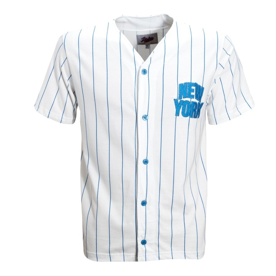 Camiseta Liga Retrô New York Baseball - Masculina 8d2ea9a432cdc