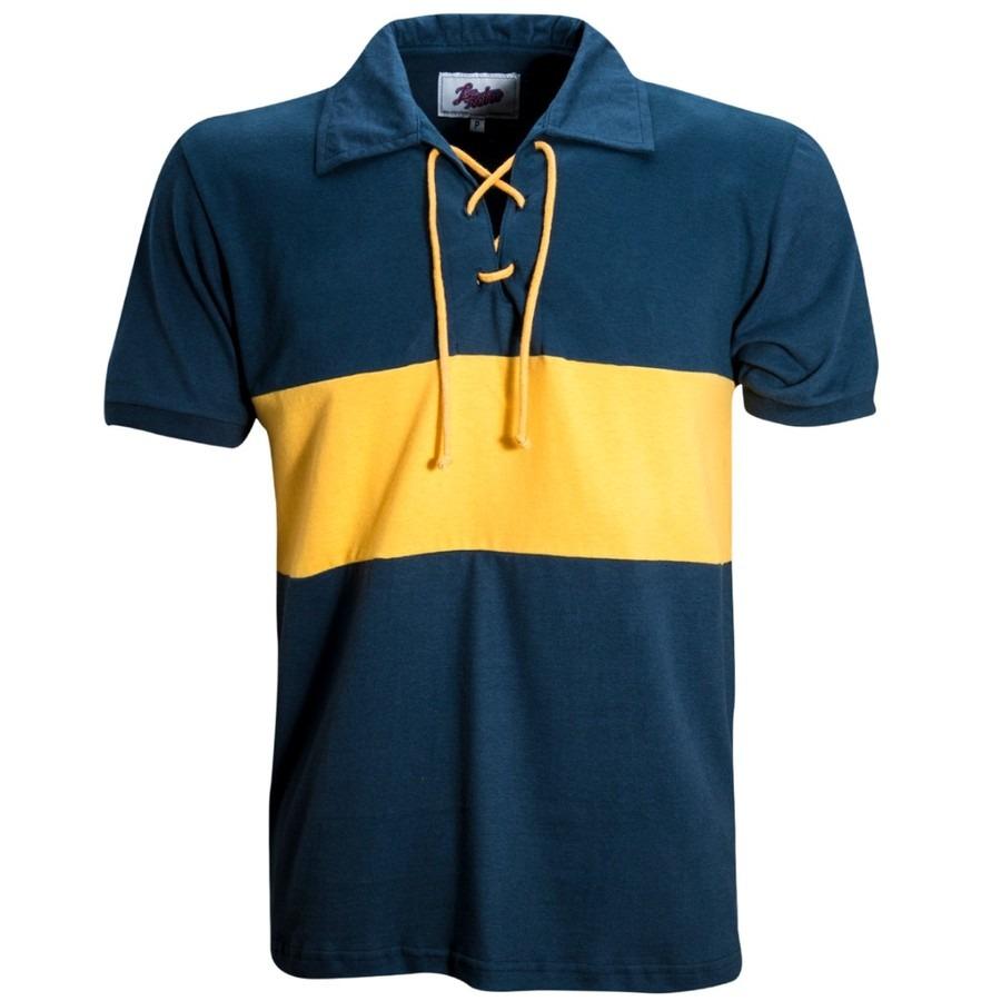 Camisa Liga Retrô Boca juniors 1935 feacf2c1f618d