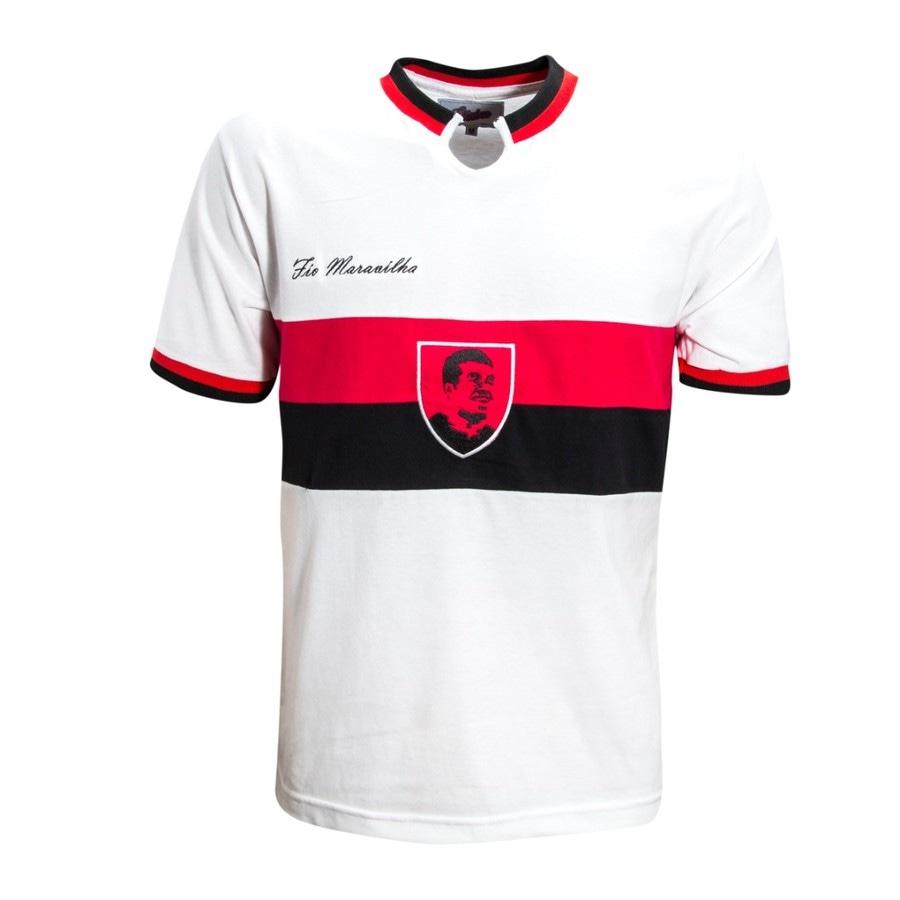 Camisa Liga Retrô Fio Maravilha 1972 Reserva ce02ec3ba047d