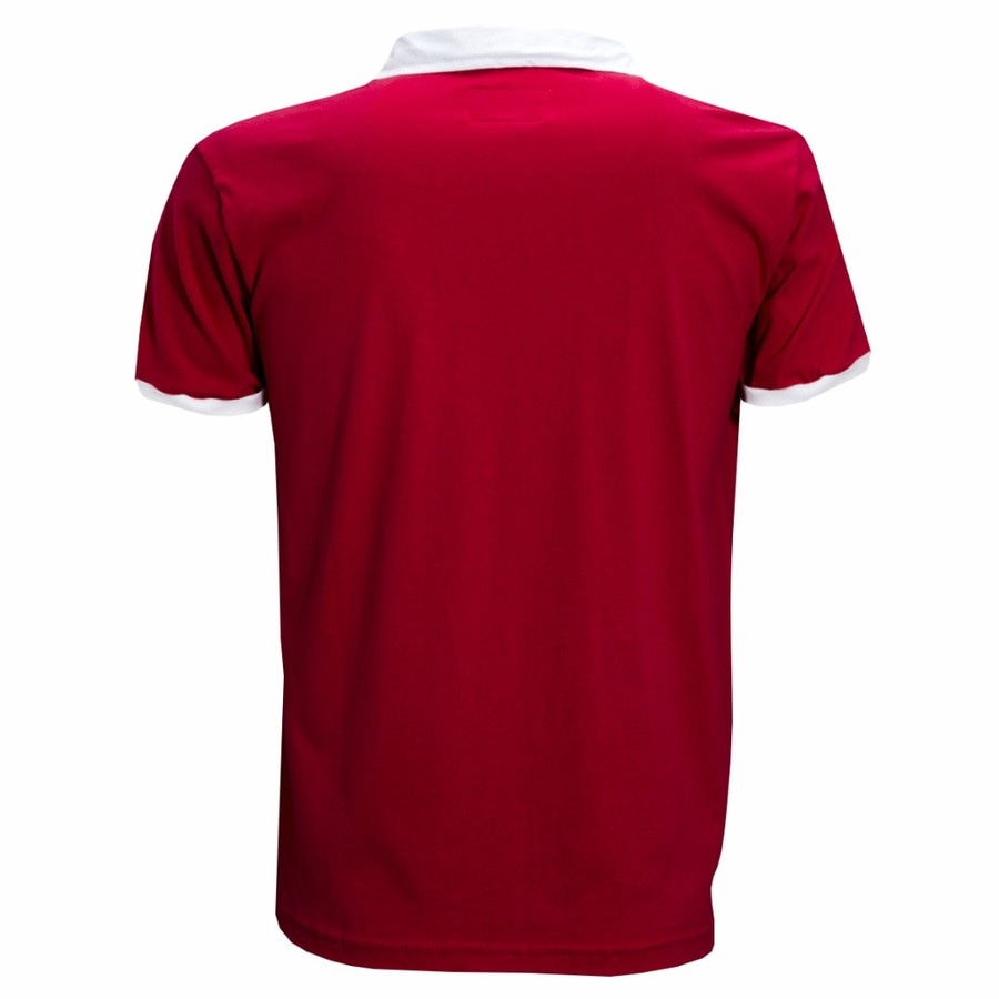 Camisa Liga Retrô CCCP 1980 (União Sóvietica   Rússia) 55e7ba961e