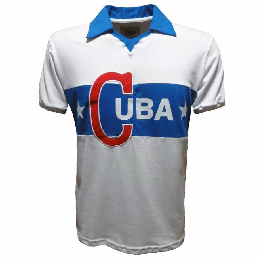 Camisa Liga Retrô Cuba 1962 5d818cc22e173