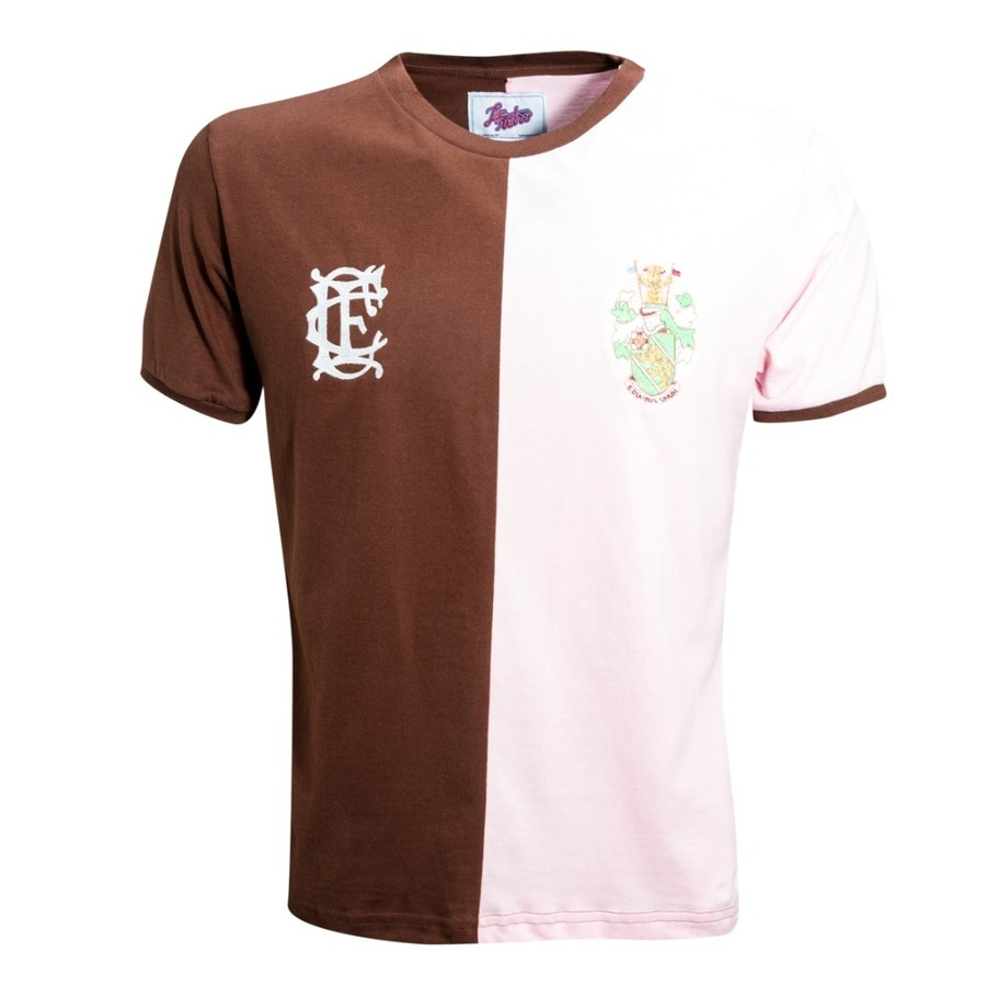 10f27c257f Camisa Liga Retrô Corinthians Casuals 1939